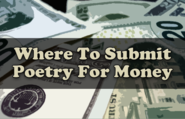 Where To Submit Poetry For Money