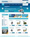 Fishing Store OpenCart Theme