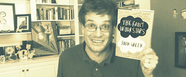 Headline for Which is your favourite John Green book?
