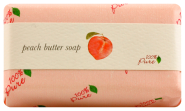 100% PURE PEACH BUTTER SOAP