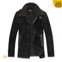 Mens Fur Leather Coats CW819468 - JACKETS.CWMALLS.COM
