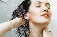 Wash your hair with lukewarm water