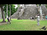 Costa Maya Cruise Excursions - Dzibanche Mayan Ruins (CC) - YouTube HD