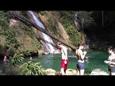 Swimming Hole in Santo Tomás - HD