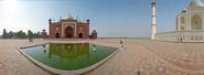 Explore the Taj Mahal Virtual Tour
