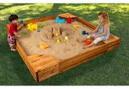 Best Kids' Sandboxes 2014 - Top Rated Children's Sandboxes