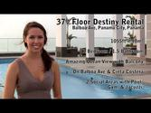 Panama Destiny Ocean View Condo For Rent | Balboa Ave ...