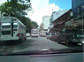 Central Avenue in Colon Panama