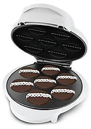 Hostess Mini Cupcake Snack Maker Kitchen Electric Dessert Treat Baker