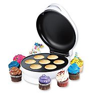 Cupcake Makers for Delectable Homemade Cupcakes - Cool Kitchen Stuff