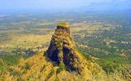 SHIKHAR VEDH : One day trek to Fort Tikona on Sunday 15th June 2014