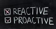 What is Proactive Marketing? How is it different from Reactive Marketing?