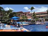 Inside the Barcelo Huatulco Beach Resort in Huatulco, Mexico
