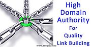 What is Domain Authority and Page Authority? List of High DA Content Submission Sites to Get Quality Backlinks