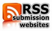 Free High PR RSS Feed Submission Sites List to Promote Your Feeds and Earn Quality Backlinks