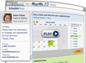 Online meeting and appointment scheduling software