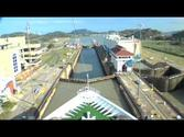 Time Lapse Panama Canal: A Full-Day Transit In Less Than Two Minutes