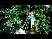Canopy Safari Zip Line Tour, Quepos, Costa Rica