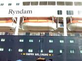MS Ryndam in Port of Santo Tomas (Guatemala)