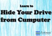 Learn How to Hide Drive from Your Computer