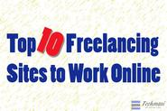 Top 10 Freelancing Sites to Work Online from Home