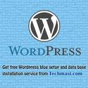 Free Wordpress Blog Setup Service - Start your self hosted blog today!