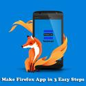 Make Your First App for Firefox OS in 3 Easy Steps