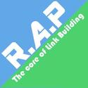 R.A.P - The Core of Link Building (infographic included)