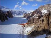 Adventure Flight Glacier Bay National Park Alaska