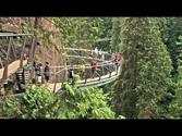 Capilano Suspension Bridge & Cliffwalk - North Vancouver, BC - Canada