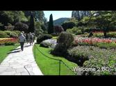 Victoria Harbour and Butchart Garden, Vancouver Island , BC, Canada