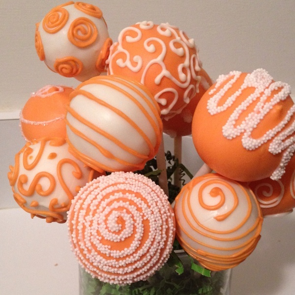 Headline for Cake Pop Decorating Ideas for Parties