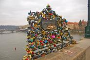 Prague, Czech Republic Love-Locks