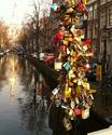 Amsterdam, Netherlands Love-Locks