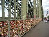 Cologne, Germany Love-Locks