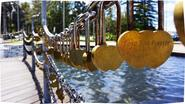 Perth, Australia Love-Locks