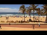 Durban Beachfront (South Africa)