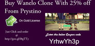 Buy Wanelo Clone With 25% off on Gold License