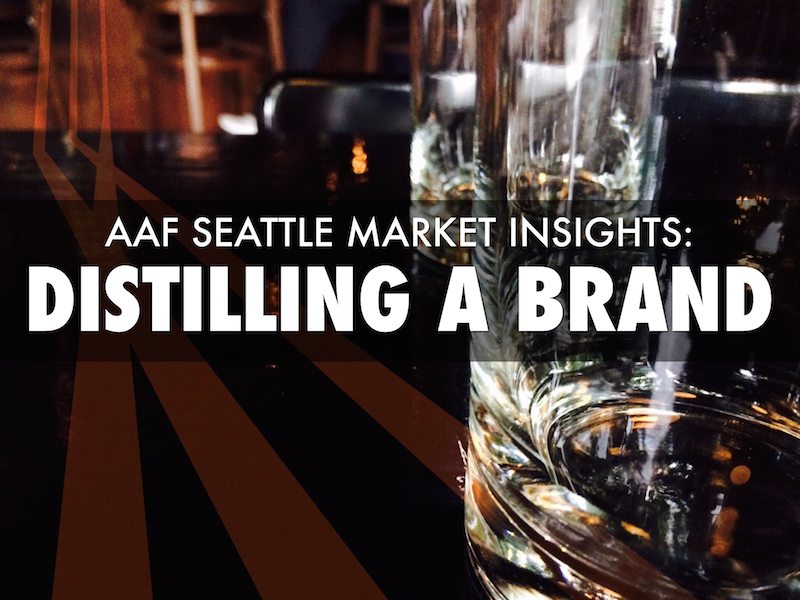 Headline for Market Insights: Distilling a Brand - Participants on the Web