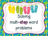 Lessons & Instructional Materials | Math Word Problems