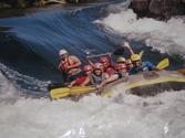 Backpack Holiday River Rafting at Kolad with July 27th 2014