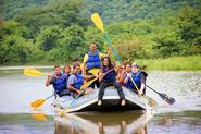 Wild Rangers trip Enlivening Kolad River Rafting - All Batches Jul & Aug 2014