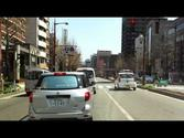 Driving in Fukuoka, Japan - Toujinmachi to Tenjin