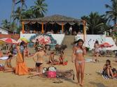 Goa Baga Beach New Year