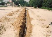 What is sub-surface drainage? Tell us in brief