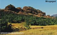 SPANDAN BHRAMANTI Trek to Mrugagad Fort 13th July 2014