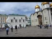 Tourist Attractions in Moscow Kremlin Russia