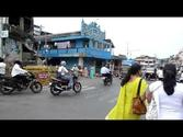 Port Blair city center Andaman Nicobar 2010