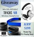 Sol Republic Headphones Giveaway - Work Money Fun
