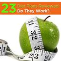 23 Diet Plans Reviewed: Do They Work?
